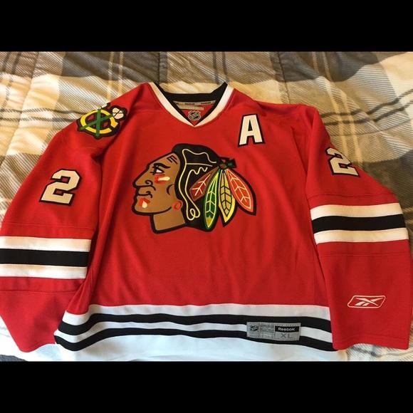 Reebok Other - Duncan Keith Chicago Blackhawks jersey sz XL 3a474fa01